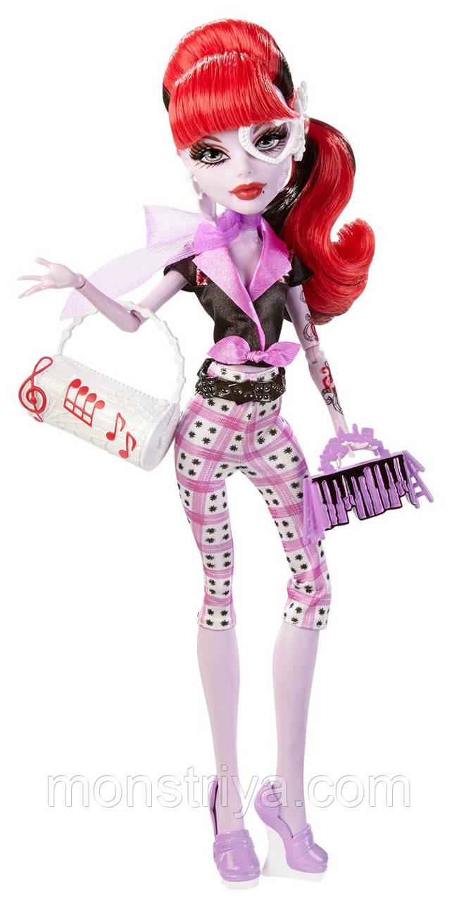 Кукла Оперетта Monster High. ОПЕРЕТТА. СКАРИТАЖ