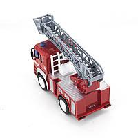 Пожарная машинка на радиоуправлении Big Motors (WY1550B)