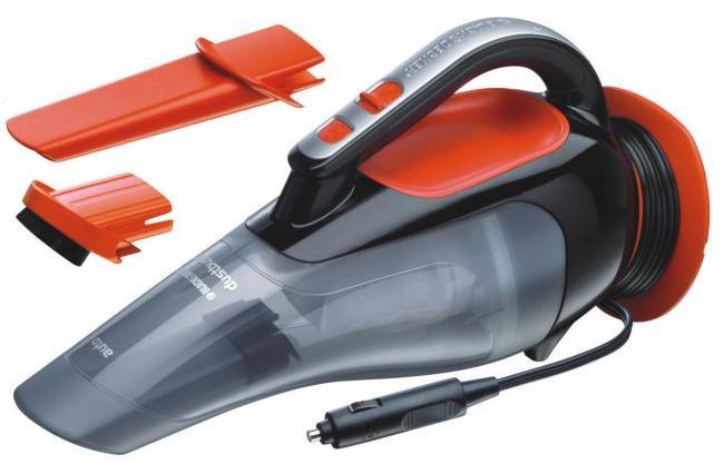 Промышленный пылесос Black&Decker ADV1210