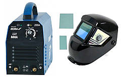 Сварочный аппарат DEDRA DESI210BT