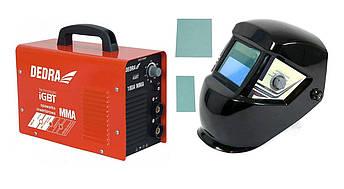 Сварочный аппарат DEDRA DESi199BT, фото 2