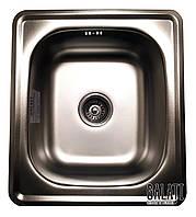 Кухонная мойка Nicola Satin, 500 х 440 мм, Бесплатная Доставка