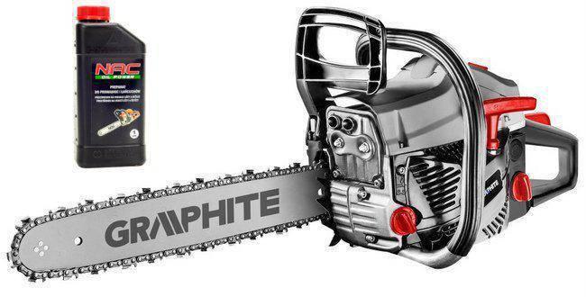 Бензопила GRAPHITE 89G940, фото 2