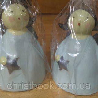 Свічка ангел Різдвяний