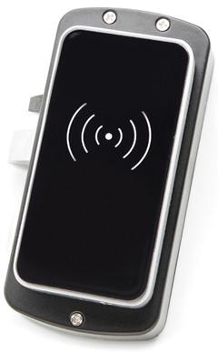 Электронный бесконтактный замок для мебели Z-495 EHT