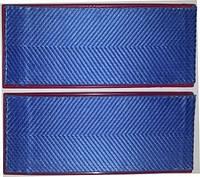 Погоны МВД голубые (на рубашку) рядовой состав