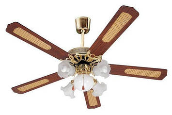 Стельовий вентилятор 5 LAMP, фото 2