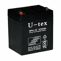 Акумулятор U-tex 12В / 4,5 Ah
