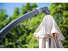 Зонт садовый пляжный 3,5М Бежевый Дизайнерский, фото 2
