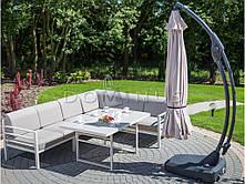 Зонт садовый пляжный 3,5М Бежевый Дизайнерский, фото 3