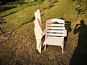 Деревянной раскладной стул, фото 2