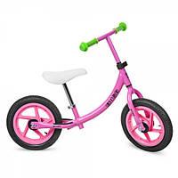 Беговел PROFI KIDS детский 12 д. M 3437A-2 колеса резина