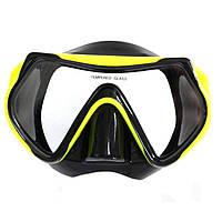 Маска очки для подводного плавания Hello dive