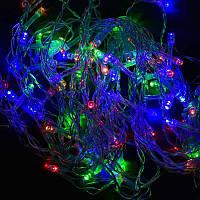 Гирлянда-штора светодиодная С 31311, 100 лампочек