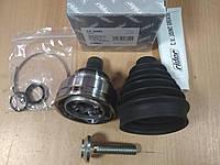 """ШРУС (граната, шарнир) наружный VW Caddy III 1.4/1.6/2.0 2004>, VW Golf V-VI """"RIDER"""" RD.255023689 - Венгрия, фото 1"""