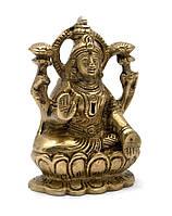Статуэтка из бронзы Лакшми