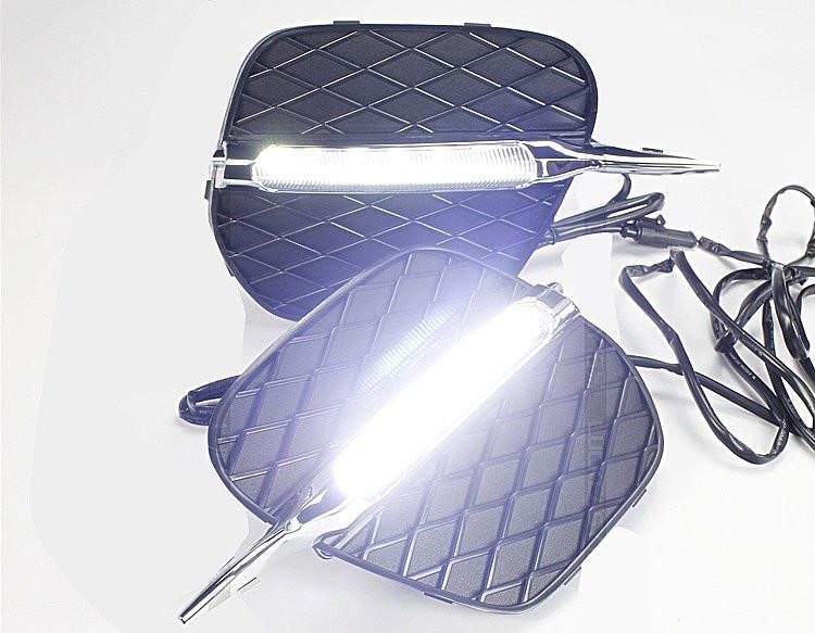 Ходовые огни BMW X5 2010-2013