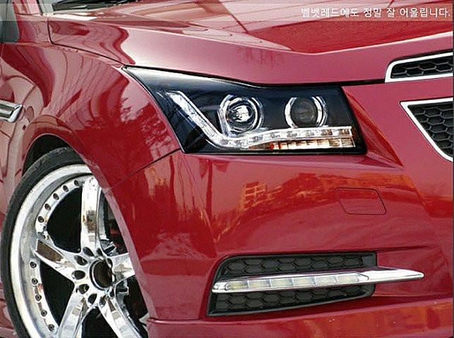 Ходовые огни Chevrolet Cruze 2009-2012 V1