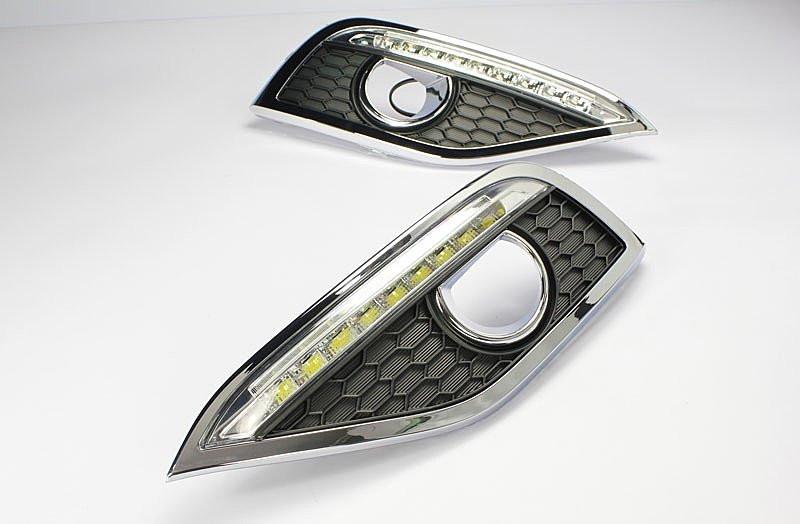 Ходовые огни Honda CRV 2012-V2 (объем 2.0)