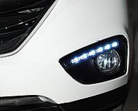 Ходовые огни Hyundai IX35 2010-