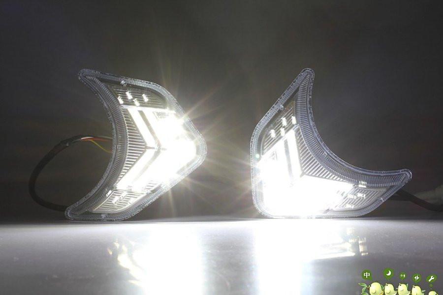 Ходовые огни KIA Sorento 2010-12