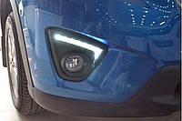Ходовые огни Mazda CX-5black 2012- V2, фото 1