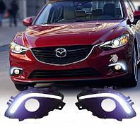 Ходовые огни Mazda M6 2013-, фото 1