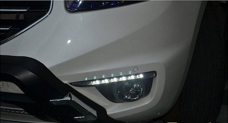 Ходовые огни Renault Koleos 2011+