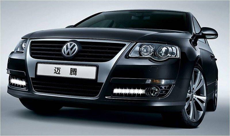 Ходовые огни VW Passat B6 2005-2010