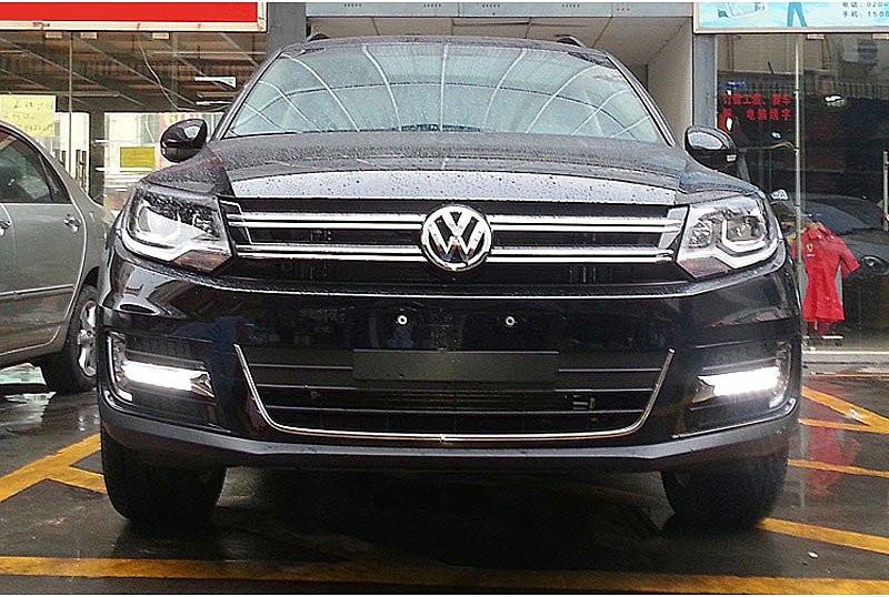 Ходовые огни VW Tiguan 2013- V1