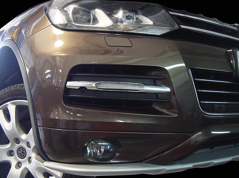 Ходовые огни VW Touareg 2010-