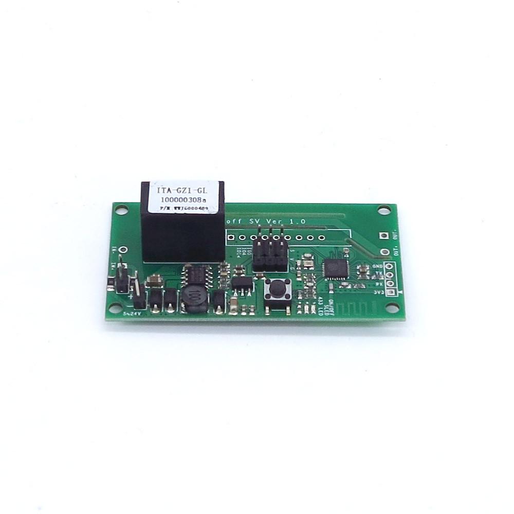 Низковольтный WiFi выключатель Sonoff SV (5-24V)