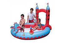 Bestway 53037, детский надувной центр Замок Дракона, фото 1