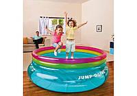 "Intex 48267, детский надувной батут ""JUMP-O-LENE"", фото 1"