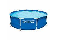 Intex 28200, каркасный бассейн Metal Frame Pool