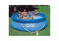 Intex 28132, надувной бассейн Easy Set, фото 1