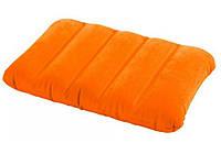 Intex 68676-O, надувная подушка, оранжевая, фото 1