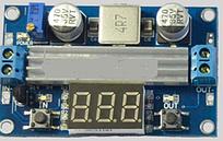 DC-DC повышающий преобразователь 3-35V в 3.5-35V (100W, LTC1871)
