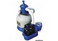 Intex 28648, песочный фильтр-насос, 8000 л/ч, фото 1