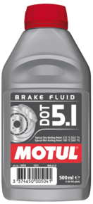 MOTUL DOT 5.1 Brake Fluid 5л.