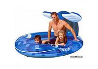 Intex 57435, надувной детский бассейн Кит, фото 1