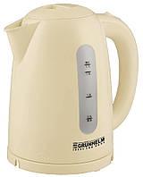 Чайник электрический Grunhelm EKP-2217C бежевый