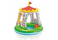 Intex 57122, надувной детский бассейн Замок, фото 1