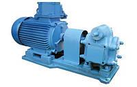 Насосный агрегат НМШ 8-25-6,3/2,5 с 1,5 кВт шестеренчатый для масла