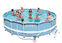 Intex 28718, каркасный бассейн Prism Frame Pool