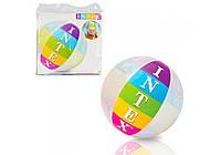 Intex 59060, надувной мяч Intex, 91см