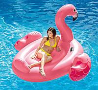 Intex 56288, надувной плот Мега-остров Фламинго, фото 1