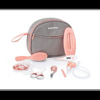 Babymoov - Набор по уходу за ребенком в органайзере, цвет персиковый, фото 1