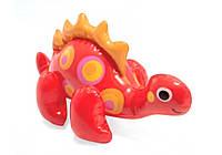 Intex 58590-D, детские надувные игрушки Динозаврик, фото 1