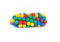 Toys Plast d82-50, шарики для сухих бассейнов. D8,2см, 50шт, фото 1